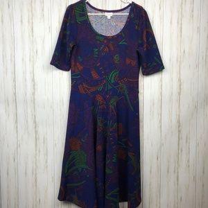Lularoe NWOT Nicole Dress XL